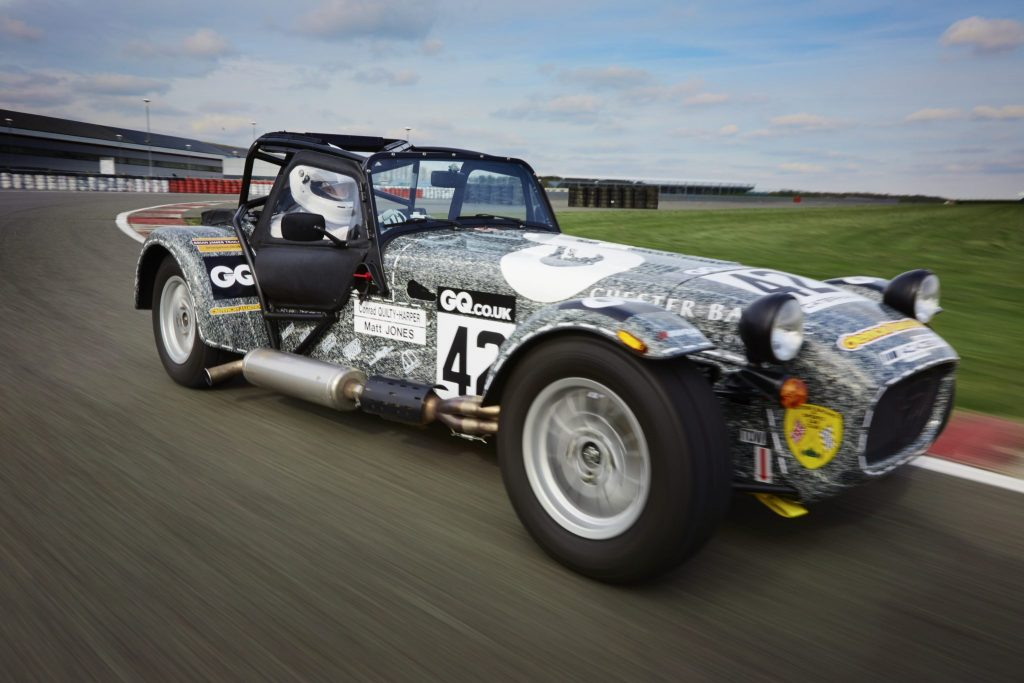 GQ Partnership Brings Caterham Academy To A New Audience