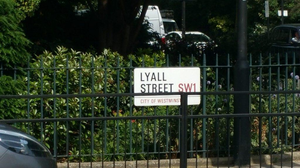 Lyall Street