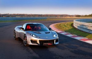 Lotus Evora 400 Makes Uk Debut At The London Motorexpo