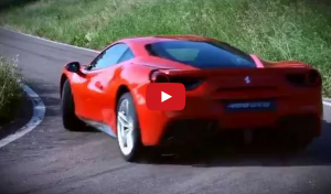 Ferrari 488 GTB Blisteringly Quick On The Track And On The Road