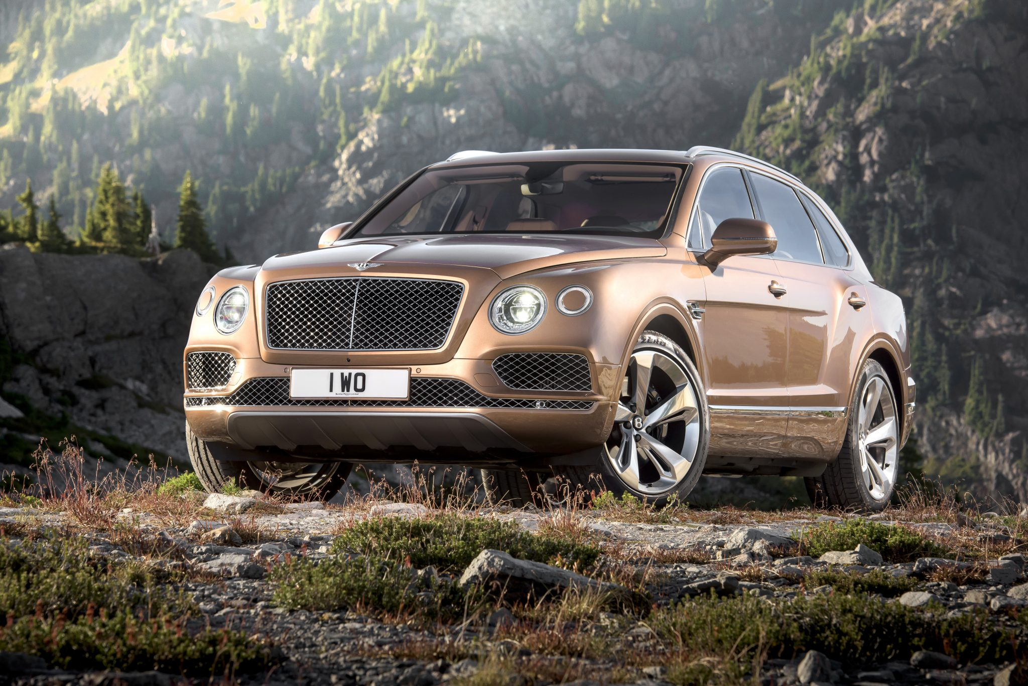 Bentley Bentayga The Fastest Most Powerful Most Luxurious And