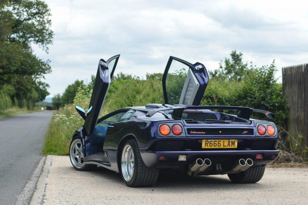 223 - 1998 Lamborghini Diablo SV