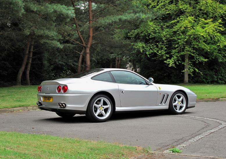 245 - 1999 Ferrari 550 Maranello copy