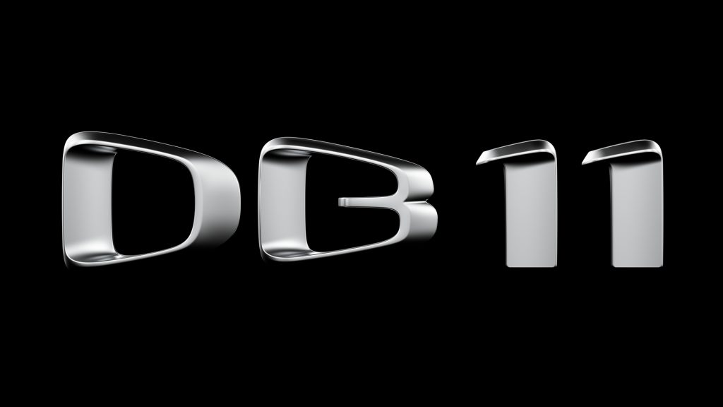 DB11 Aston Martin