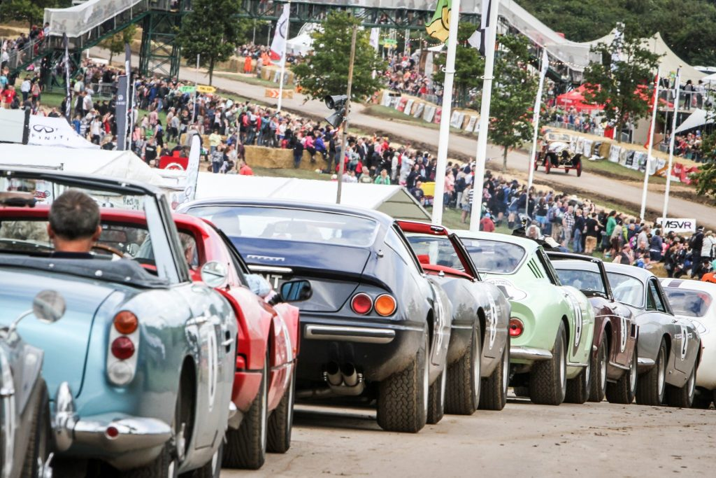 Magical Carfest Shines At Laverstoke