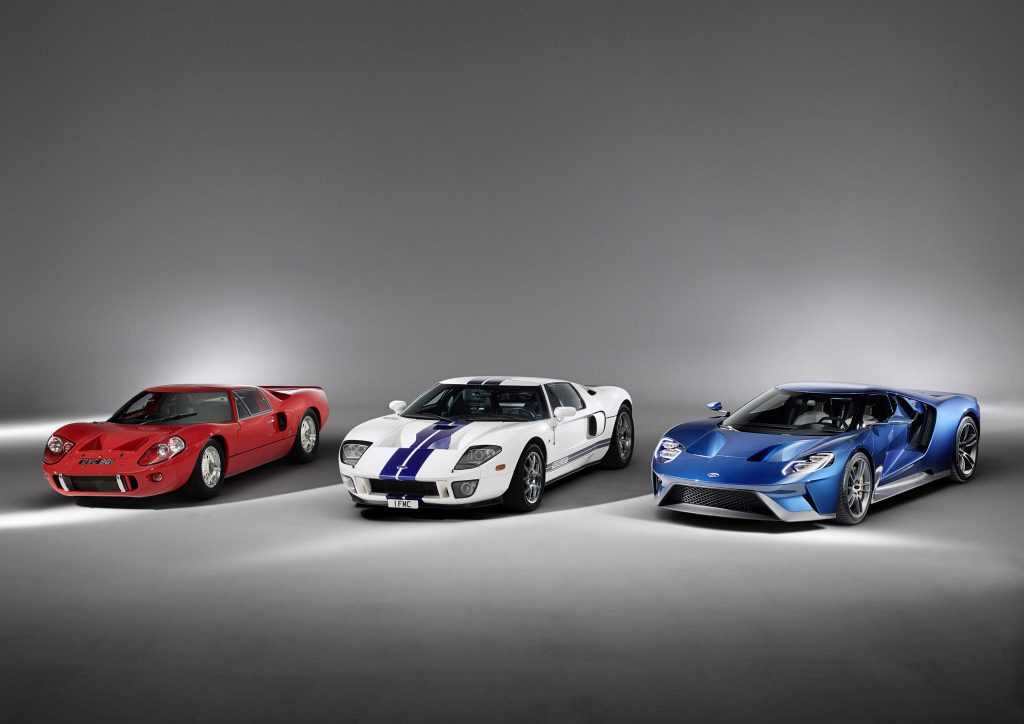 Ford will return to Le Mans in 2016 with a new GT race car