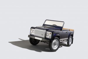 Land Rover Previews Bespoke Defender Pedal Car Concept At Frankfurt Motor Show