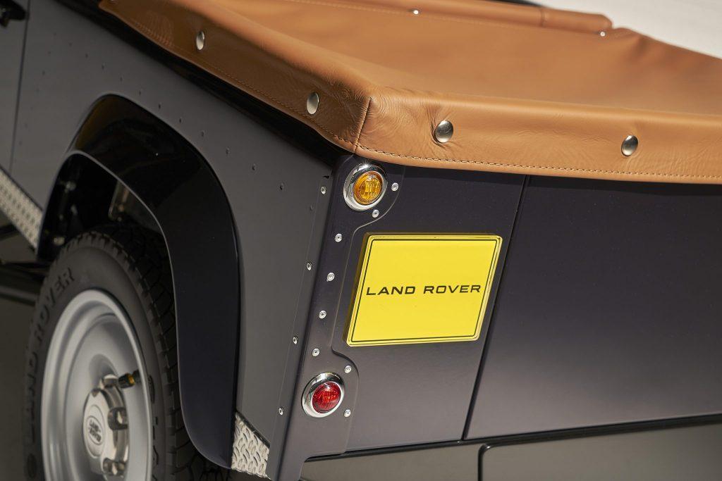 Land Rover Previews Bespoke Defender Pedal Car Concept At Frankfurt Motor Show