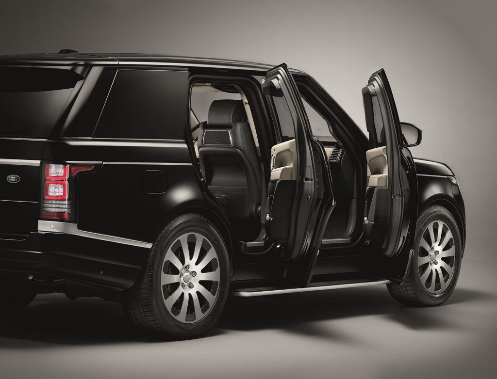 Introducing The New Range Rover Sentinel: A Luxury Fortress On Wheels