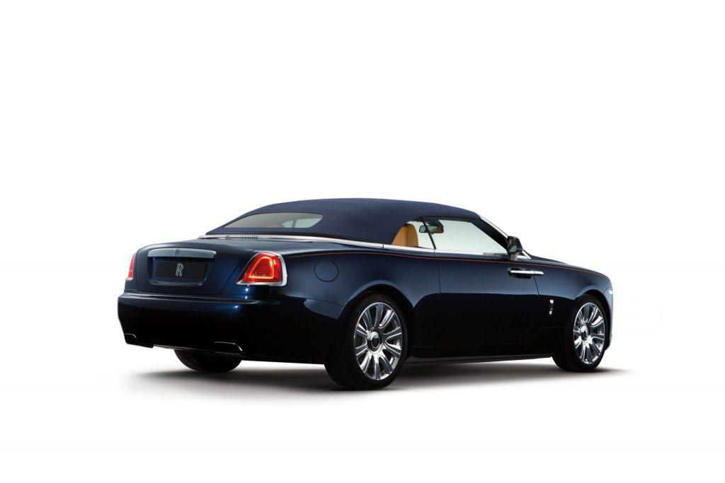 Rolls-Royce Dawn – Uncompromised Drophead Luxury