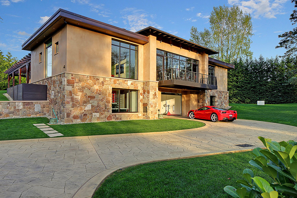 A Petrol Heads Dream House?... Quite Possibly... - BHP Cars ...