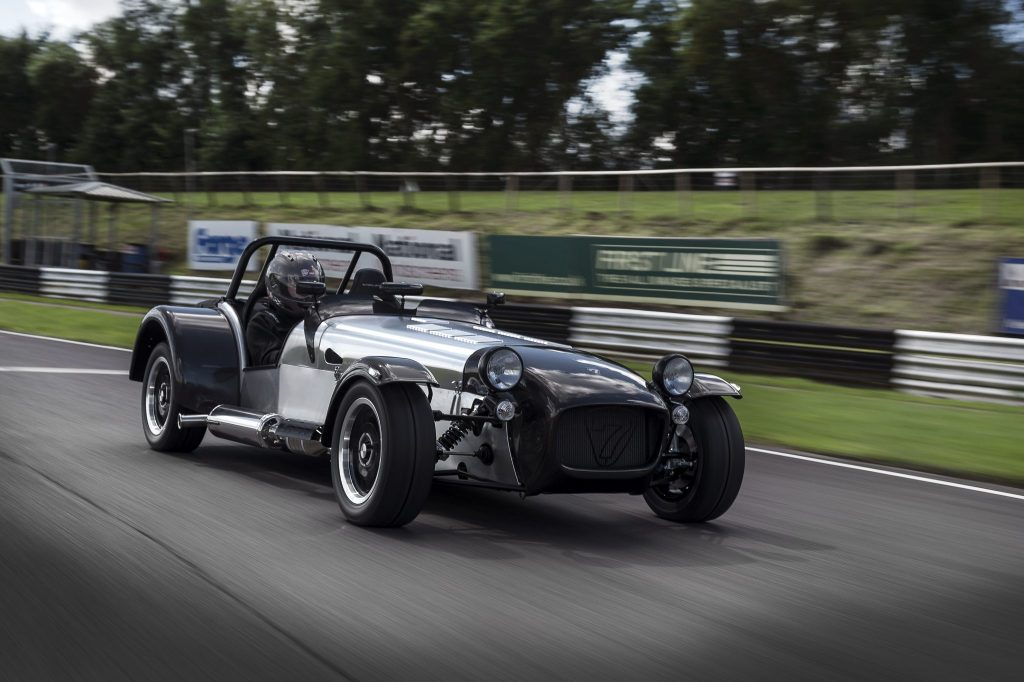 Caterham Celebrates 20th Anniversary Of Iconic Superlight With New Special EditionCaterham Celebrates 20th Anniversary Of Iconic Superlight With New Special Edition