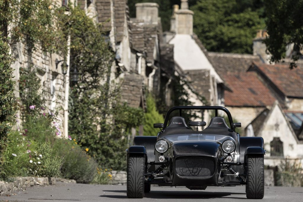 Caterham Celebrates 20th Anniversary Of Iconic Superlight With New Special Edition