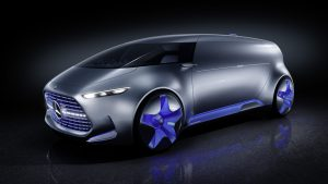 Mercedes-Benz Vision Tokyo: Connected Lounge