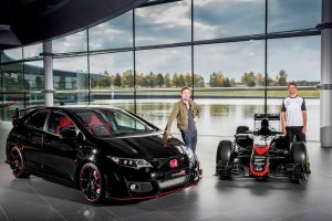 Ricky Wilson Gets Exclusive Tour Of McLaren Technology Centre From Jenson Button