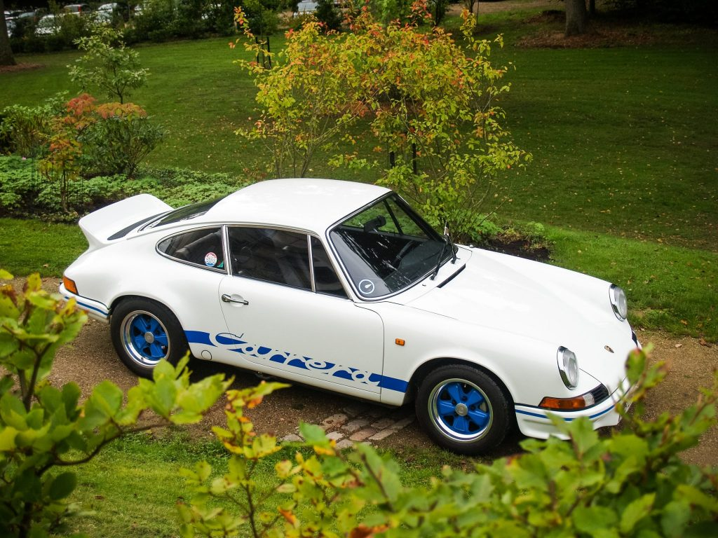 1973 Porsche 911 2.7 RS 6