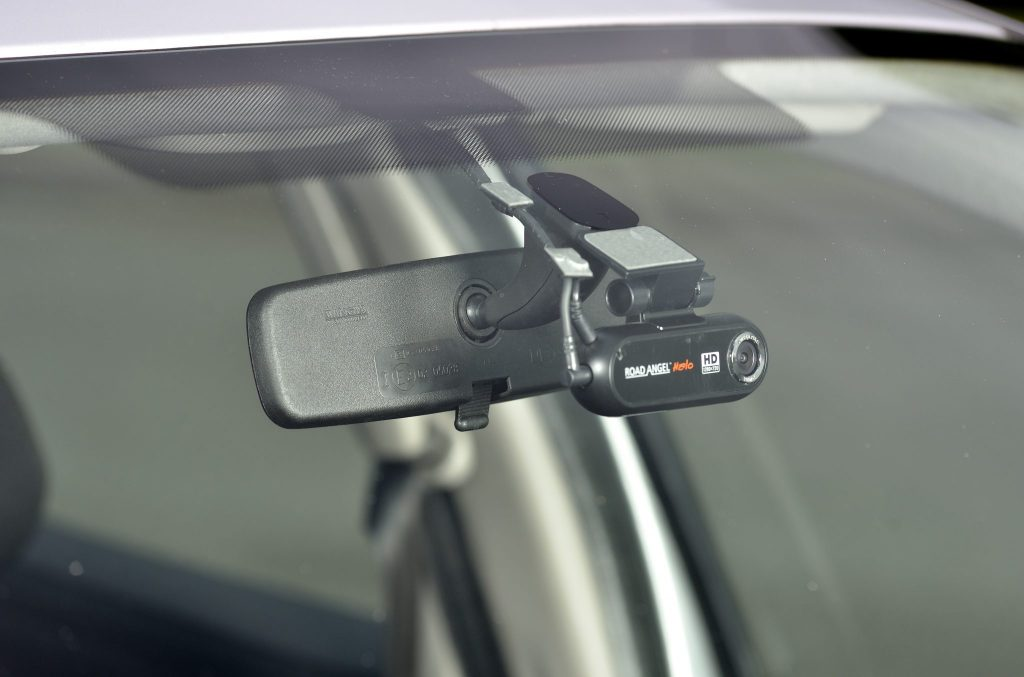 HALO DASHCAM HAS PARKING PROTECTION