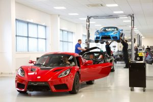 First Detroit Electric SP:01 Rolls Off The Assembly Line