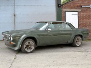Former Avengers Jaguar XJ12-c Broadspeed Defies Estimates Fetching £62,000 At Auction