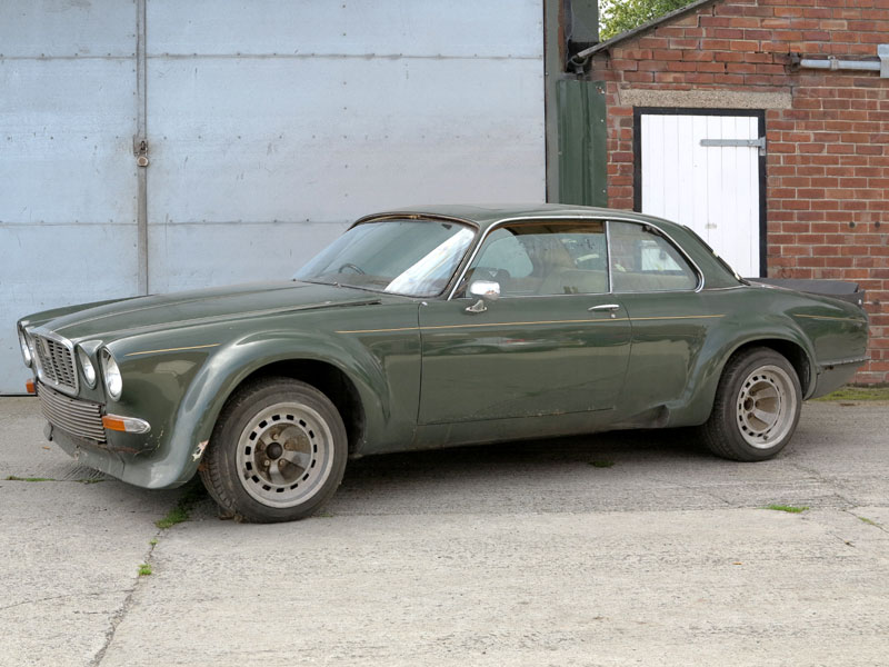 Former Avengers Jaguar XJ12-c Broadspeed Defies Estimates Fetching £62,000 At Auction