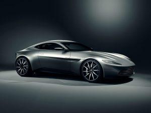 James Bond's Aston Martin DB10 Comes To The Capital