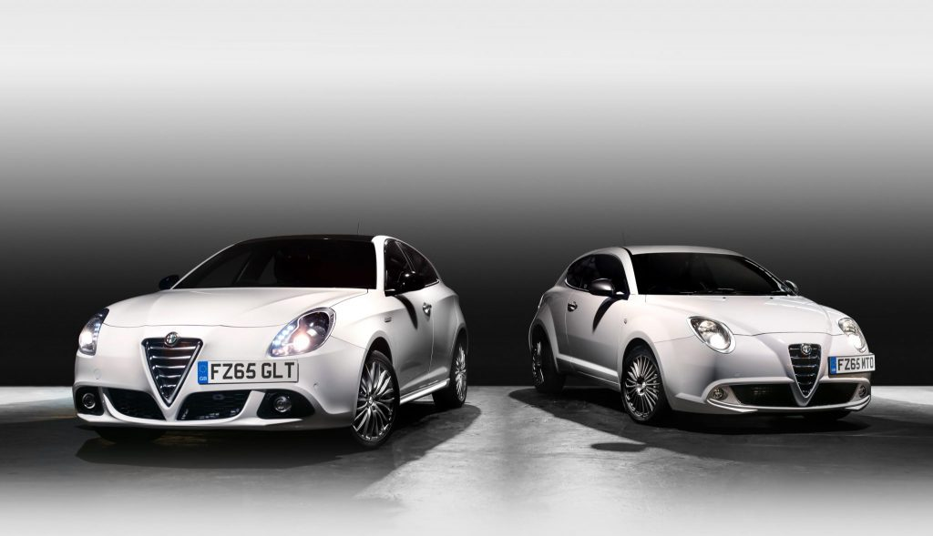 Alfa Romeo MiTo And Giulietta Ranges Enhanced With New Trim Levels