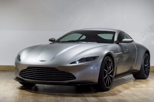 DB10 Tour Roars In To Aston Martin Works