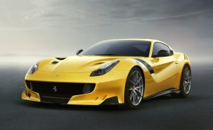 F12TDF– New Limited Edition Special Series Delivers Track-level Performance On The Road