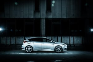 Ford Focus ST Mountune 4