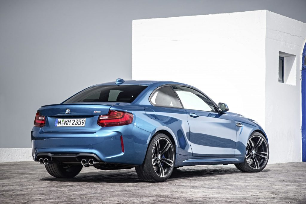 THE NEW BMW M2