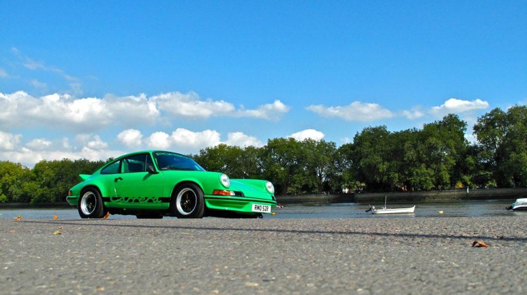 Porsche 'Project 50'