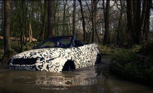 All-new Range Rover Evoque Convertible Breezes Through Ultimate All-terrain Testing
