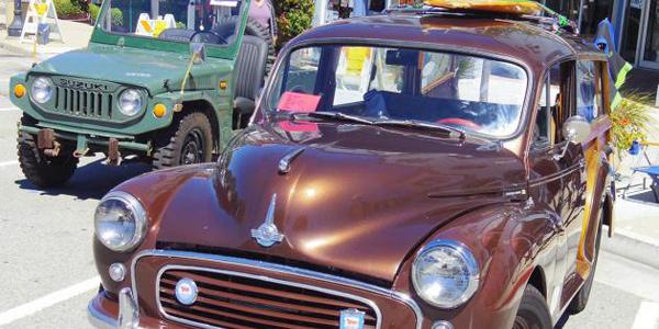 The Grove Classic Car Park