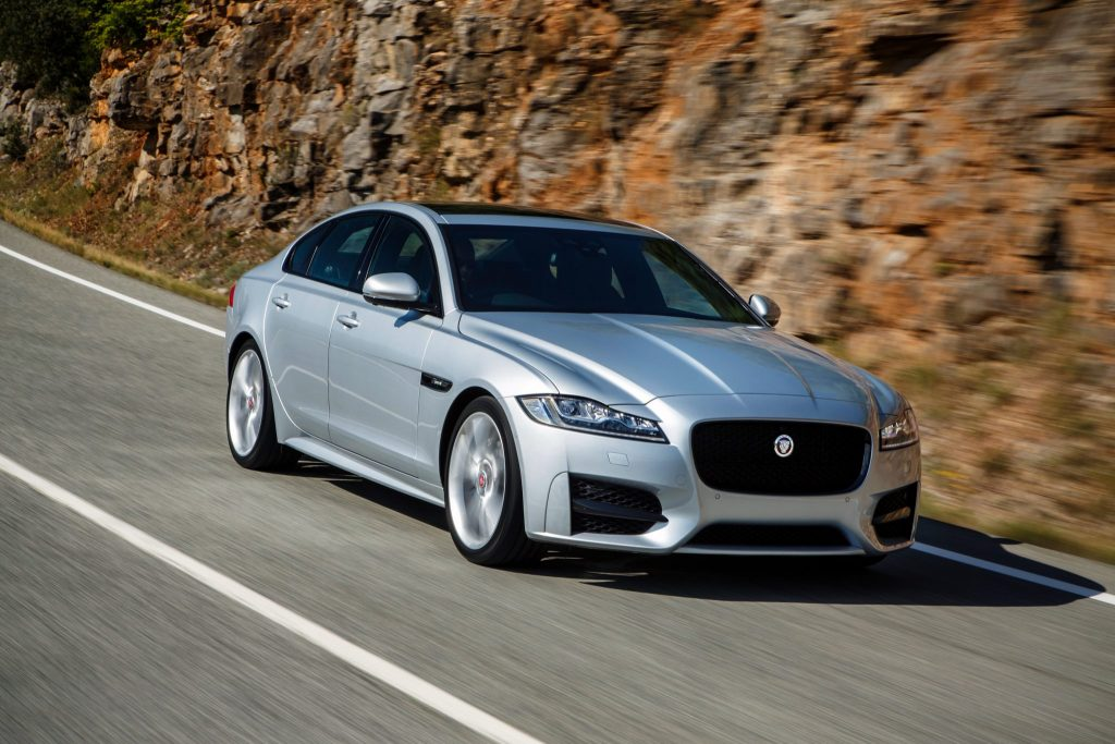 ALL-NEW JAGUAR XF