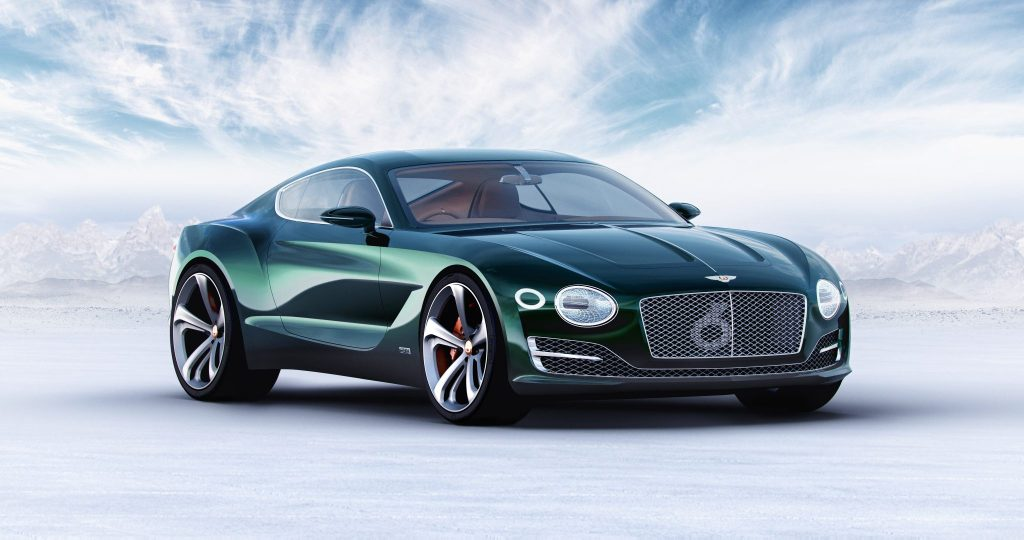 Bentley EXP 10 Speed 6 Wins Gold At German Design Awards