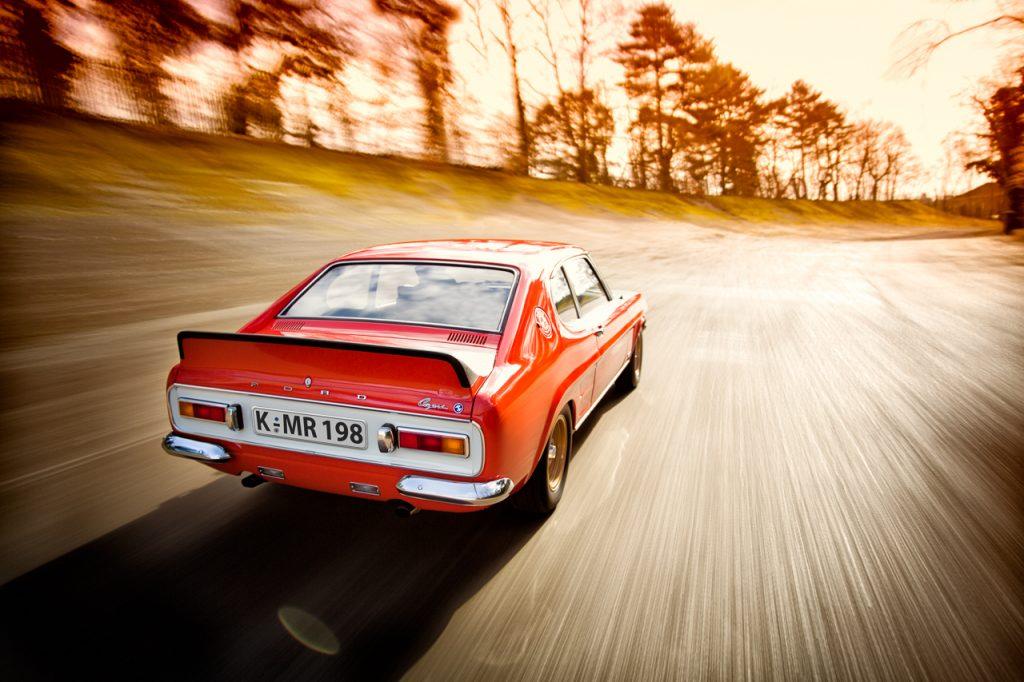1970 Ford Capri 2600