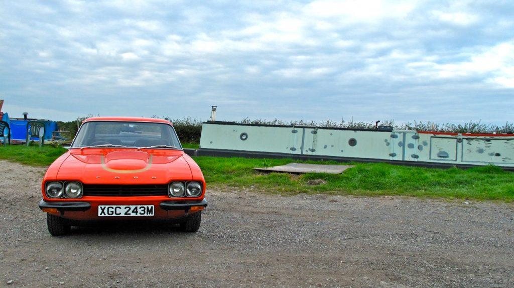 1974 Ford Capri RS3100