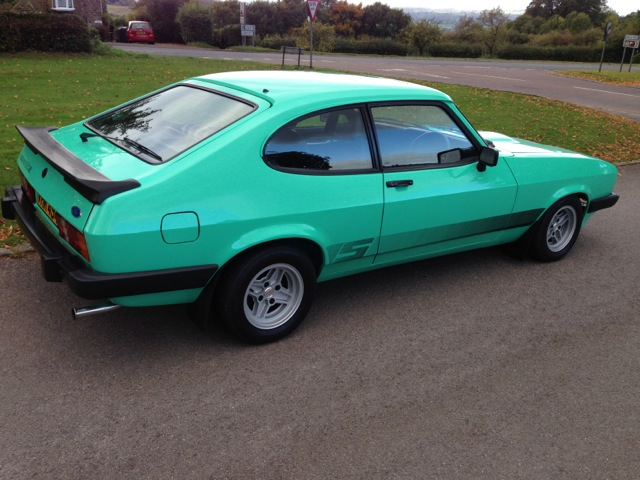 1978 Ford Capri 3.0