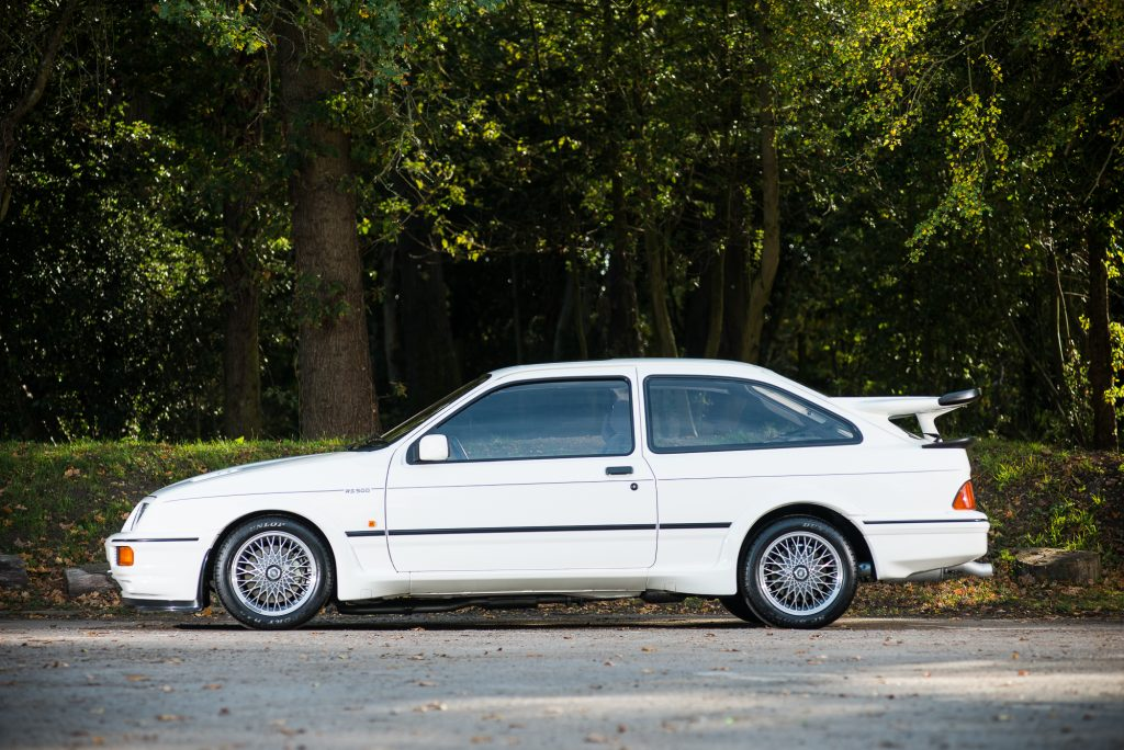 1987 Ford Sierra Cosworth RS500 _1