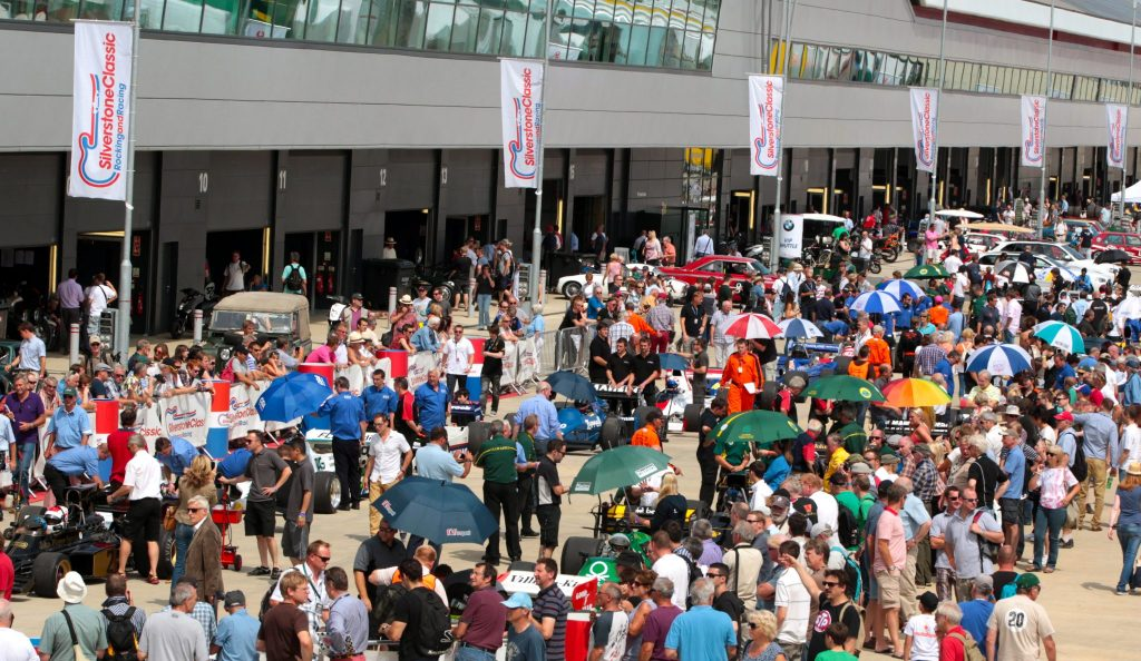 2016 Silverstone Classic tickets now on sale 1