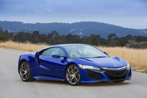 Honda NSX Supercar Shortlisted For What Car? Reader Award 2016