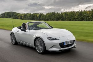 Mazda Reveals All-New Mazda MX-5 Sport Recaro Limited Edition