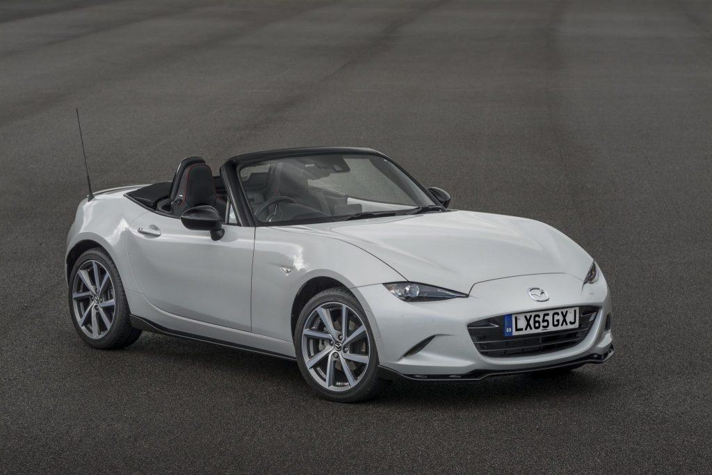 Mazda Reveals All-New Mazda MX-5 Sport Recaro Limited Edition