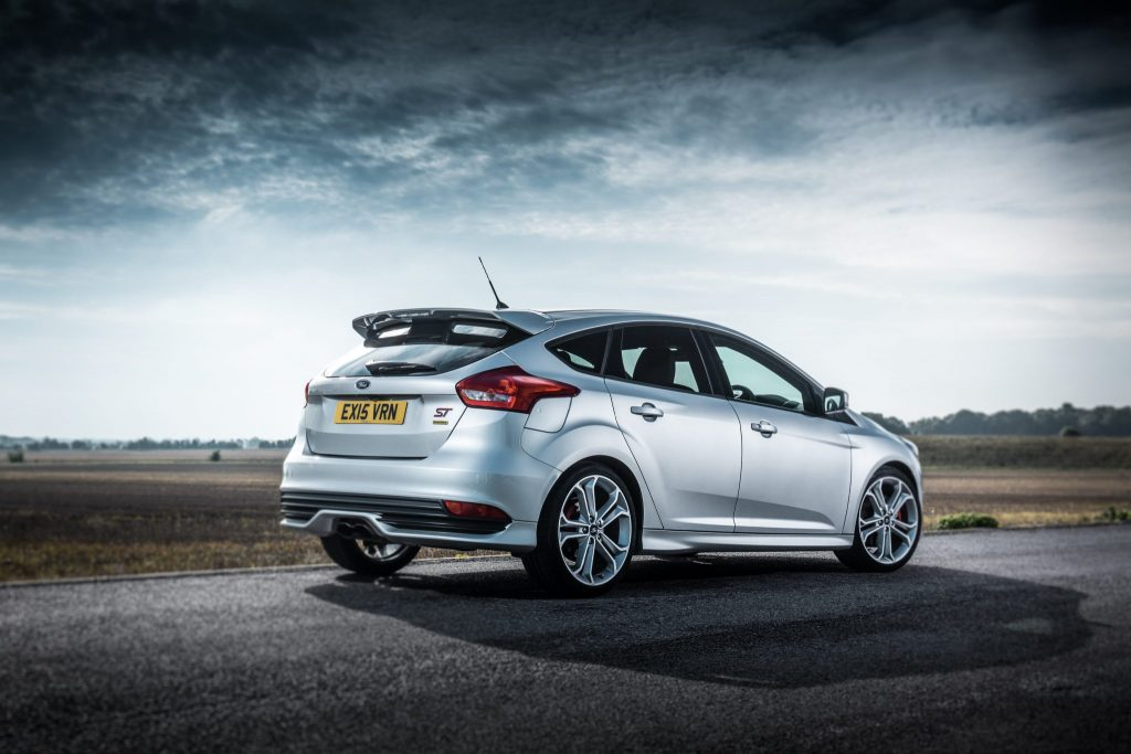 Ford Focus ST PS2