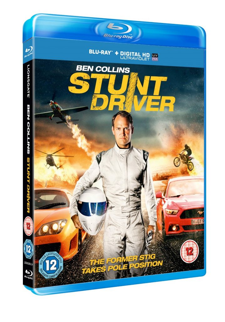"Ford Mustang Named Ultimate Stunt Car By Former ""Stig"" Ben Collins In New Film"