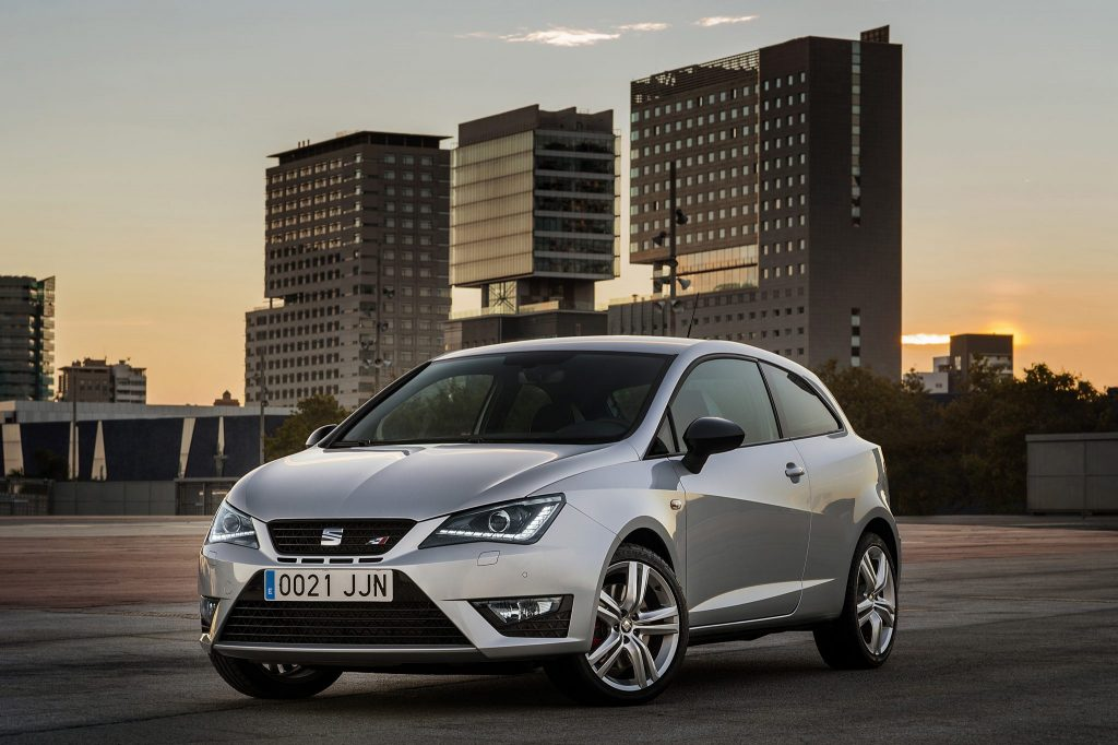 The New Seat Ibiza Cupra – Pure Performance, Pure Driving Fun