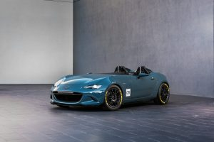 Mazda Reveals Lightweight MX-5 Concepts At 2015 Sema Show In Las Vegas