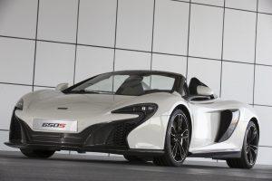 McLaren Unveils Exclusive 650s Spider Al Sahara 79 By MSO