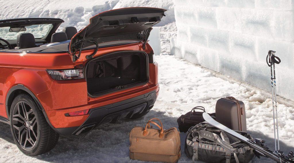 Range Rover Evoque Convertible – A Convertible For All Seasons