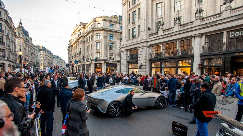 Regent Street Motor Show 2